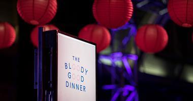 Bloody Good Dinner 2018