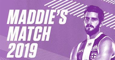 Maddie's Match 2019