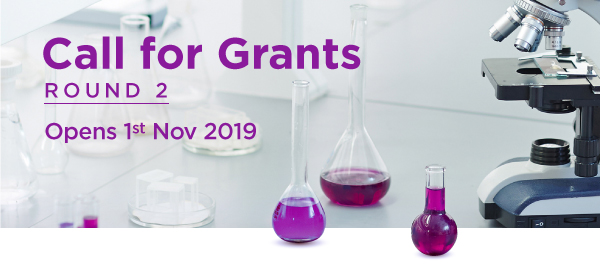 Call for Grants Round 2 2019