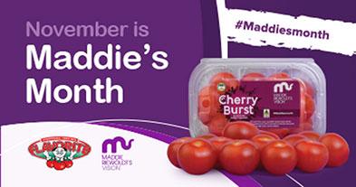 Maddie's Month 2019